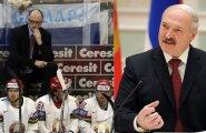 Valgevene koondis ja Aleksandr Lukašenka