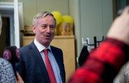Siim Kallas kohtub Reformierakonna riigikogu fraktsiooniga