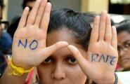 Indias suri teistkordse vägistamise järel 14-aastane tüdruk