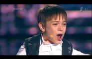 """В шоу """"Голос Дети"""" победил Даниил Плужников с песней Кипелова"""