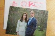 PÄEVA KLÕPS: Kate ja William tähistasid viiendat pulma-aastapäeva ning avaldasid sel puhul kauni foto