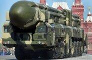 Kus paiknevad Venemaa tuumarelvad ja kelle pihta on nad suunatud