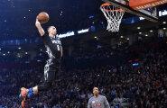 VIDEO: Zach Lavine kaitses NBA pealtpanekuvõistlusel mullust võitu