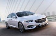 Opel avaldas uue lipulaeva Insignia Grand Sport