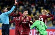 Dynamo vs Besiktas