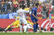 FOTOD: Valitsev meister löödi välja! Itaalia alistas 2:0 Hispaania ja kohtub veerandfinaalis Saksamaaga