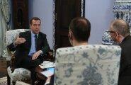 Medvedev: maavägede Süüriasse saatmine võib algatada uue maailmasõja