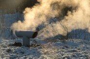 В воскресенье утром 165 домов в Раквере остались без отопления