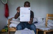 Elevandiluurannikult pärit jalgpallur, varjupaigataotleja Yao Silven Kuassi
