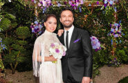 Турецкий певец Таркан сыграл свадьбу с поклонницей