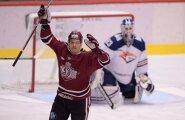 KHL Dinamo Riga vs Metallurg Mg.