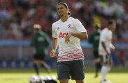 VIDEO: HULL MEES! Zlatan Ibrahimovic lõi ManU debüütmängus juba neljandal minutil iluvärava!