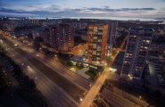 ФОТО: В Ласнамяэ построят новую 16-этажку