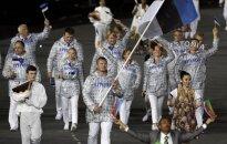 OLÜMPIAMÄNGUD AVATUD: Seitse briti noorsportlast süütasid Londoni olümpiatule!