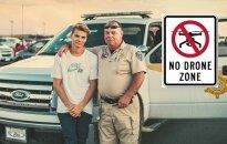 VIDEO: Oi-oi! Eestlastest seiklushinged vahistati Grand Canyonis filmimise eest