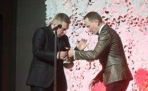 PUBLIKU VIDEO: Teet Margna ja Kristjan Jõekalda Kroonika auhinna lõhkumisest: killud toovad õnne!