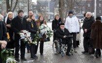 Heli Läätse leinatalitus Tallinna Jaani kirikus