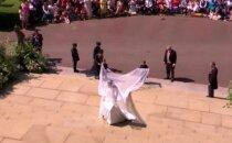 VIDEO | Vaata, kui kaunilt saabus Meghan Markle kuninglikku pulma