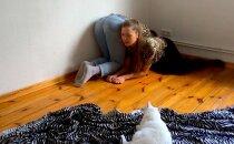 VIDEO: Eestlane lööb maailmas laineid esinedes inimeste kodudes lemmikloomadele
