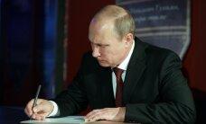 Внук был удивлен: проживающей в Литве бабушке прислал письмо сам Путин