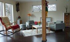 """""""Minu stiilne elutuba"""": Retrohõnguline elutuba vanatädi kiiktooliga"""