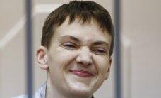 Савченко пошла на поправку после прекращения сухой голодовки