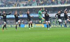 Juventus tuli viiendat aastat järjest Itaalia meistriks