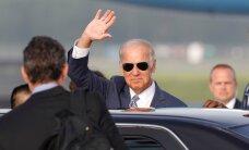 ФОТО DELFI: В Латвию прибыл вице-президент США Джо Байден