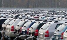 Swedbank: продажи новых автомобилей в Эстонии быстро растут, но, видимо, это ненадолго