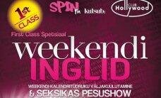 Piletimäng! Võida piletid Weekendi Inglite peole!