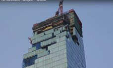 """Arhitekti krutski Bangkokis: """"Lõpetamata"""" pilvelõhkuja on tegelikult valmis ehitatud"""