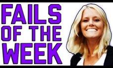 HITTVIDEO: Vaata ja naera! Septembrikuu neljanda nädala põrumised pööravad su sinise esmaspäeva pea peale