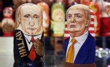 Trump pole jõuluvana, et Eesti ära kingiks