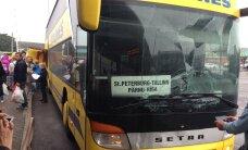 Автобус фирмы Ecolines проехал более 600 км с разбитым стеклом