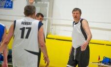Millises seisus on 1991. aasta Kalevi mängijad: Karavajev on kokku õmmeldud, Babenko on vähe teravam, Saksakulm liigub kenasti, Kullamäe otsib tahtejõudu