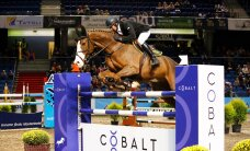 Tallinn Horse Show avapäeval teenis võidu Rein Pill
