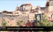 100 SEKUNDIT: Itaalia Amatrice linna raputas pea 5-magnituudine maavärin; Lennukis istunud purjus Eesti kodanik tegi oma lennule pommiähvarduse