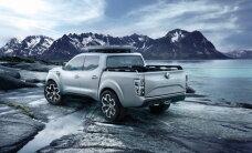 Uus kastiauto järgmisel aastal tulemas: Renault avaldas ideekontsepti Alaskan