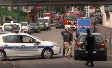 ФОТО и ВИДЕО: Во Франции вооруженные люди захватили заложников в церкви и были убиты полицией