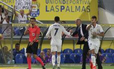 Zidane kaitses Ronaldo väljavahetamise otsust