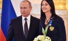 В России вручили премии лучшим спортсменам года