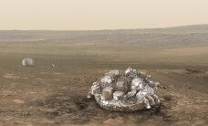 Euroopa kosmoseagentuur pole kindel, kas Marsi maandur on ühes tükis või ei