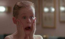HARULDASED FOTOD: Macaulay Culkin avas uksed oma psühhedeelsesse koju, mis pakatab suitsust, napsist ja kunstist