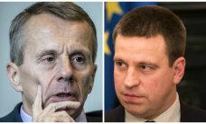 Jürgen Ligi kaheksa küsimust Jüri Ratasele: kelle oma on Krimm?
