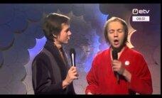 AJARÄNNAK: Ah see oli ju ka! Kas mäletad Meisterjaani paari aasta tagust Eesti Laulu katsetust?