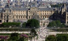 Лувр закрылся для посетителей из-за опасности наводнения