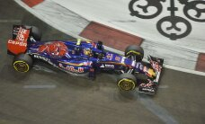 Vihmast häiritud Jaapani GP esimese treeningu kiireim oli Carlos Sainz Jr