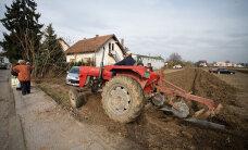 Parkimistrahv Horvaatia moodi: isetekkeline parkla tuleb üles künda