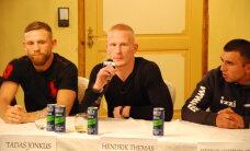Kahe Eesti võitleja vastased homme toimuval Xplosionil vahetusid
