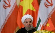 Iraani president: Ameerikal tuleb langetada valik halva ja halvema vahel
